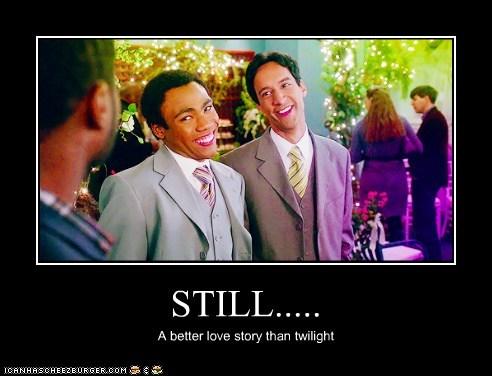 STILL..... A better love story than twilight