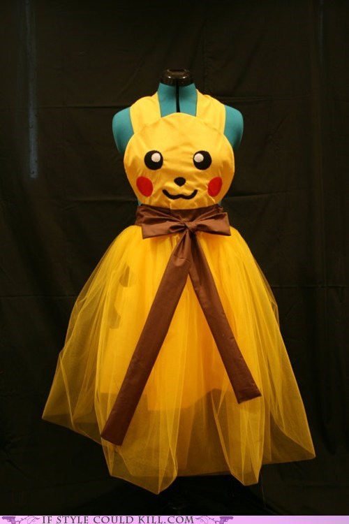 Pikachu Pinafore
