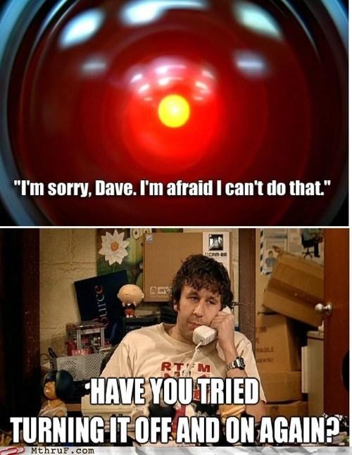 2001 a space odyssey dave HAL 9000 pod bay door - 6040525312