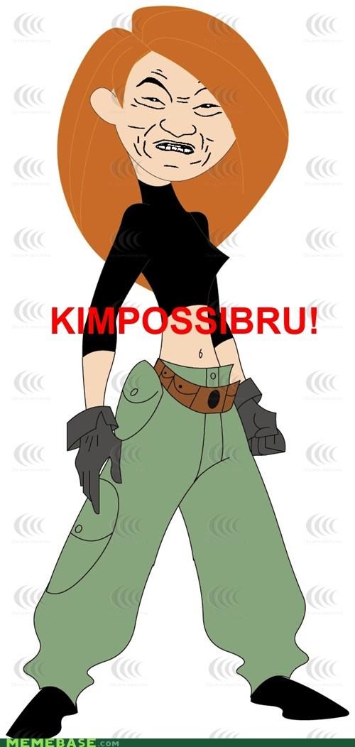 impossibru Kim Possible Memes mixture - 6040712192