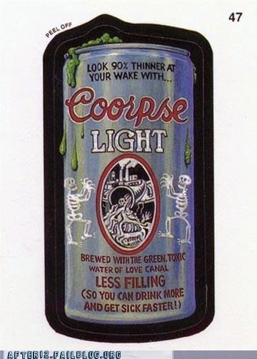 80s beer coors gross - 6040851456