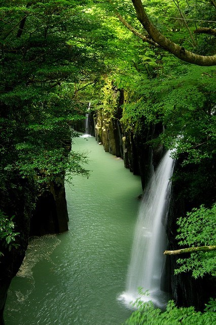 Hall of Fame,Japan,takachiho,waterfall