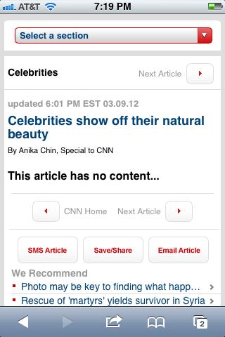 celeb headline irony Probably bad News Professional At Work - 6041489664