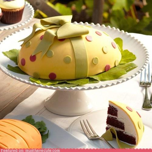 cake dome easter egg egg epicute fondant - 6043060736