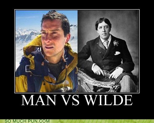 bear grylls homophone literalism man vs wild oscar wilde surname wild - 6043327232