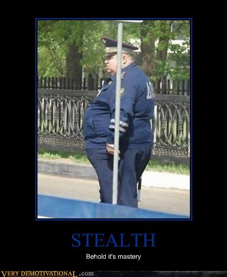 STEALTH Behold it's mastery