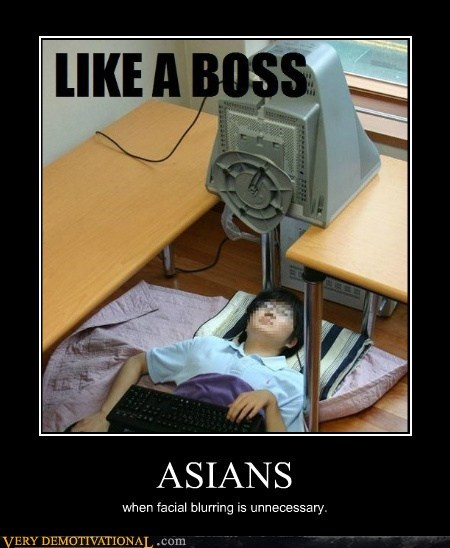 asians,hilarious,racist,unnecessary