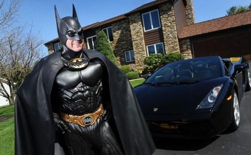 batman batmobile lenny-b-robinson Maryland route 29 batman superheroes - 6043848192