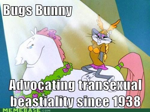 Bronies bugs bunny lol ponies the b word - 6044073472