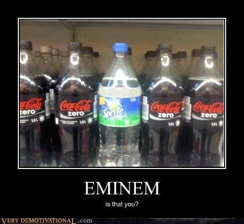 coke eminem hilarious racist sprite - 6044474368
