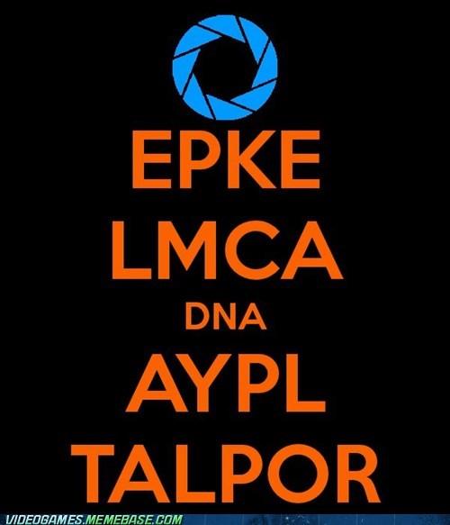 keep calm meme Portal scrambled words - 6044550400