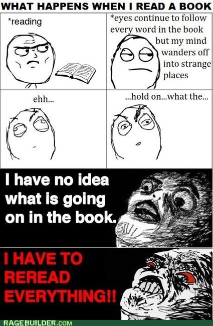 Rage Comics raisin face raisin rage reading