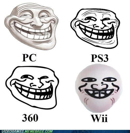 consoles current generation gaming platforms graphics meme PC - 6044671232