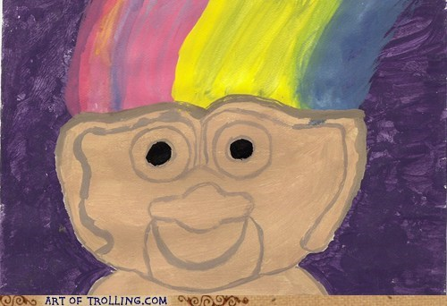april fools art troll - 6045043200