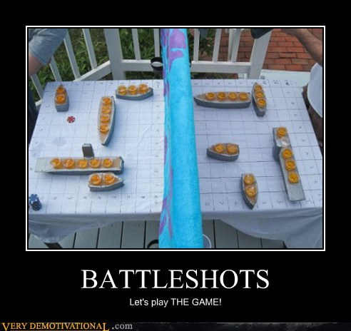 battleship booze Pure Awesome shots - 6045138176