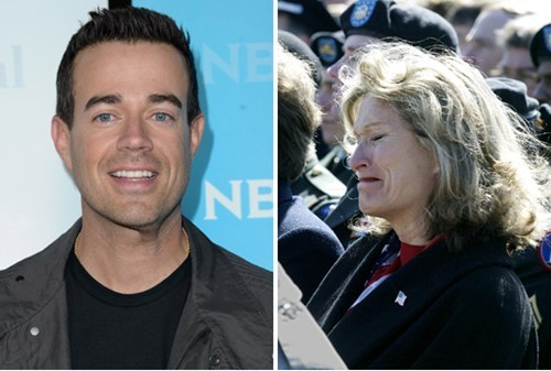 alice hoagland,carson daly,celeb,mark bingham,the voice