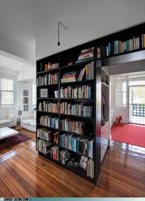 arch bookcase books entry shelves - 6045283840