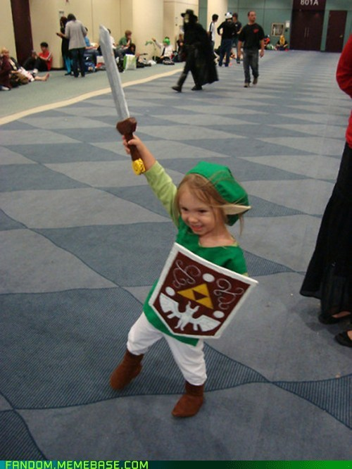 cute Fan Art kids legend of zelda video games - 6045723904