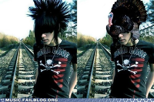 emo hair scene Turkey - 6045792768