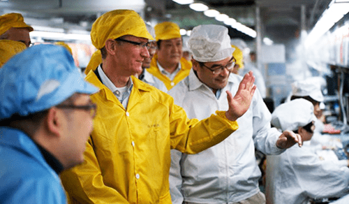 apple fair labor association Foxconn Tech tim cook working conditions - 6045830912