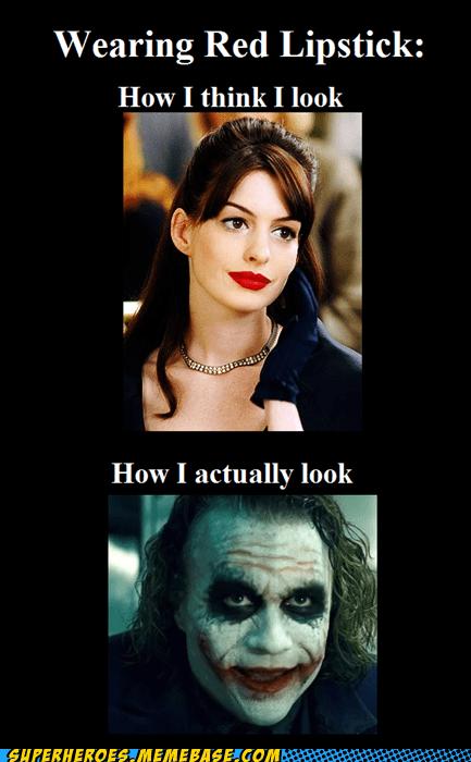 catwoman joker lipstick Super-Lols - 6045985792