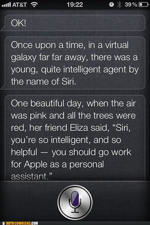apple,siri,story