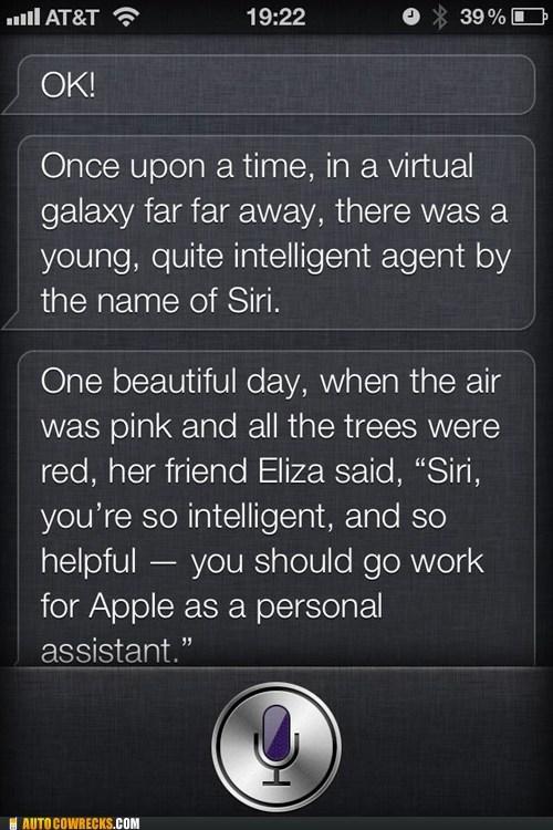 apple siri story - 6046286080