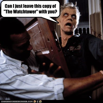 door night of the living dead zombie - 6046474752