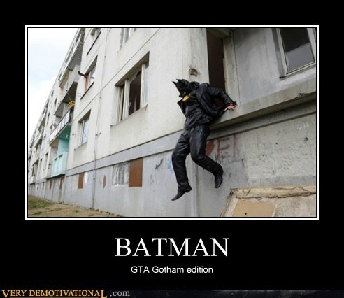 batman Grand Theft Auto hilarious video games