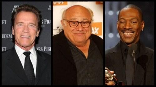 Arnold Schwarzenegger danny devito eddie murphy triplets twins Unnecessary Sequel - 6047833344