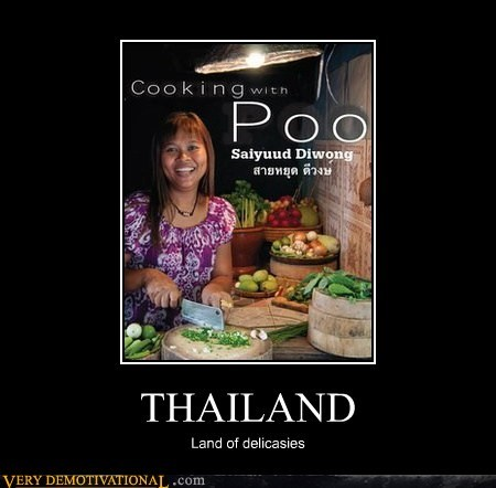hilarious poo thailand wtf - 6048537344