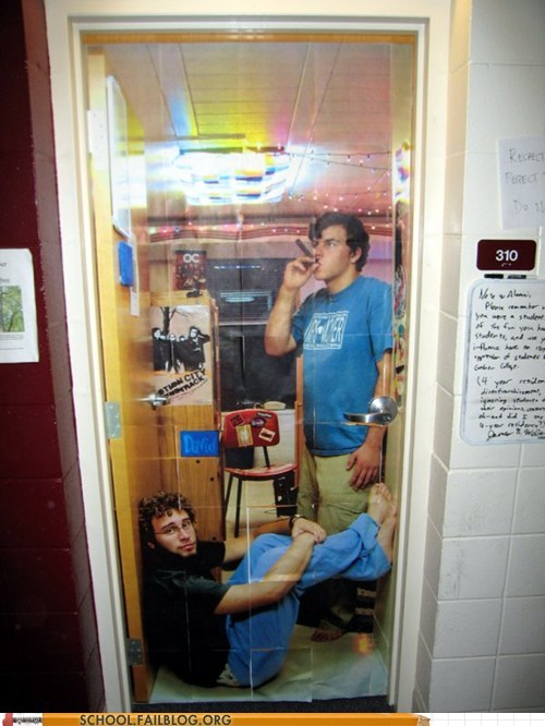 dorm rooms optical illusion party in there - 6048539136