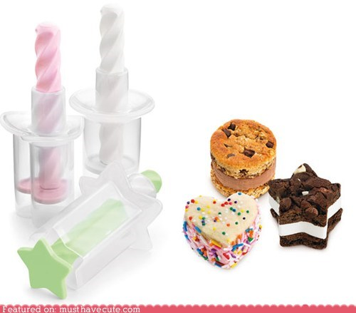cookies ice cream sandwiches snacks sweets tool