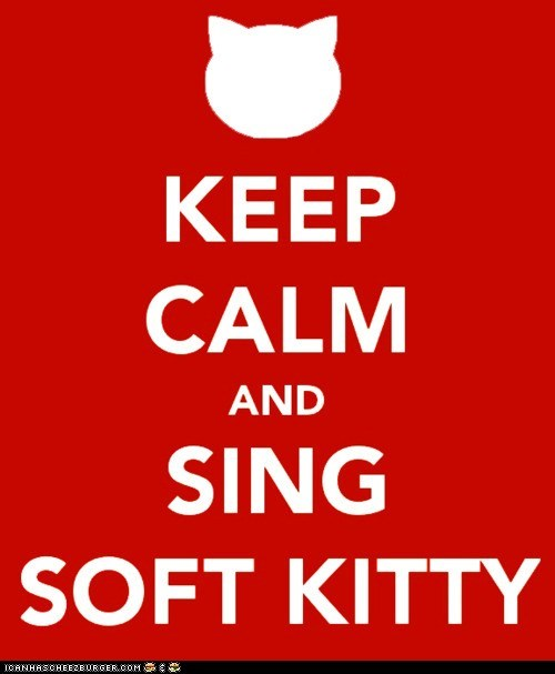 best of the week Cats Hall of Fame keep calm Memes Sheldon Cooper soft kitty the big bang theory TV tv shows - 6048857856