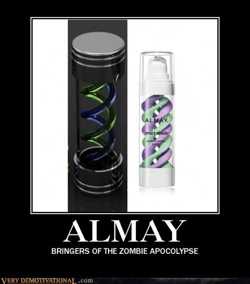 almay apocalypse hilarious zombie - 6048878080