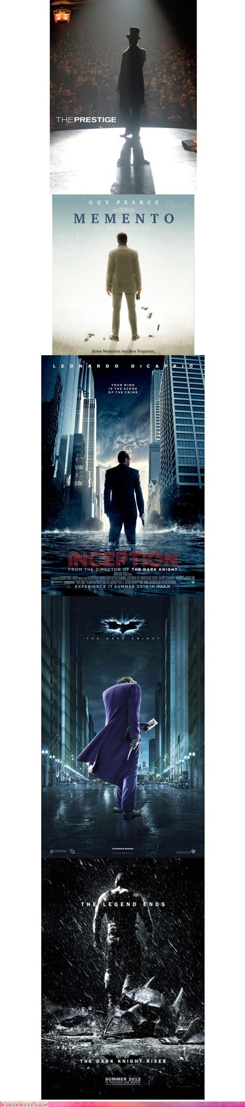 christopher nolan cool film director Movie poster - 6049350144