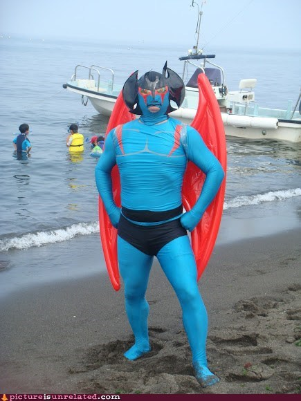 cosplay beach style style costume - 6049379328