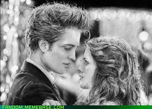 books Fan Art movies sketch twilight - 6049421056