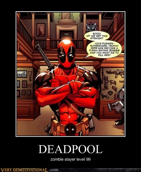 deadpool destruction Super-Lols zombie - 6049541888