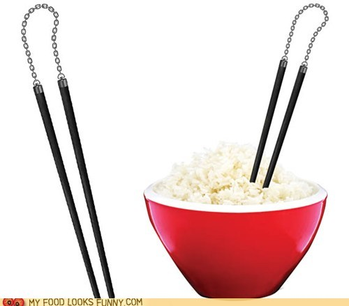 chopsticks nunchucks utensils - 6049596672