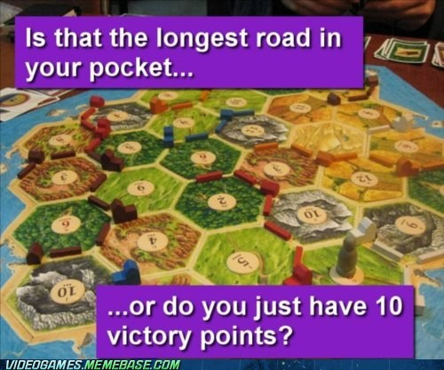 april fools board games pick-up line settlers of catan the internets victory points - 6050136064