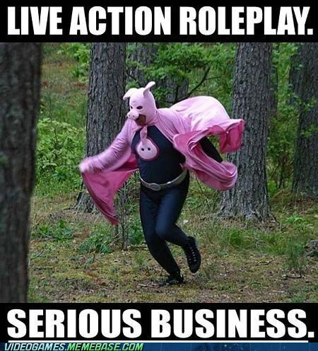 april fools larping live-action roleplaying the internets - 6050314496