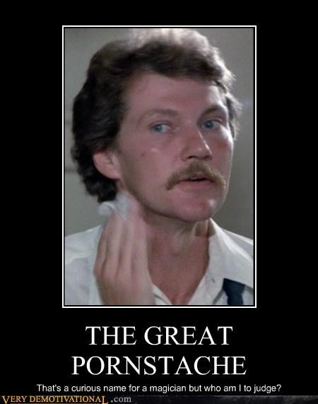 hilarious magician mustache pr0n - 6050551040