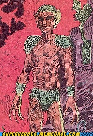 bad villain bush floronic man plant Straight off the Page - 6052612608