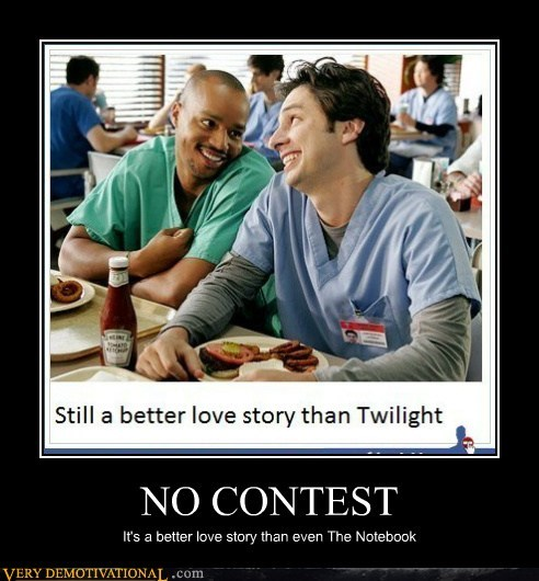 contest,hilarious,scrubs,twilight