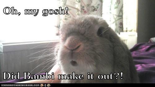 bambi bunny movies omg Sad watching - 6054277376