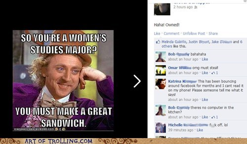 clueless,facebook,women,womens-studies