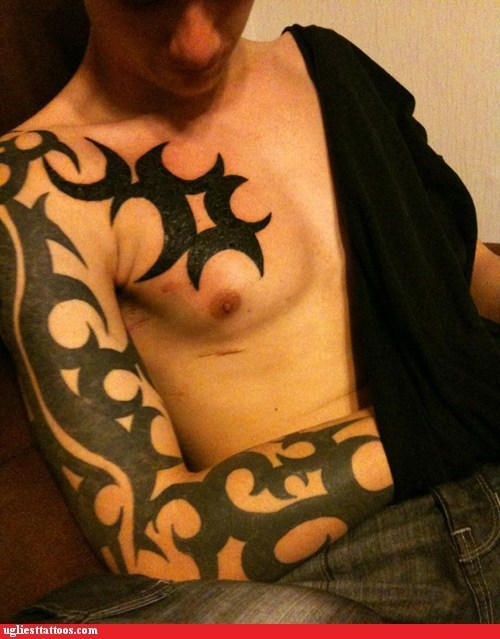 bro,sleeve,tribal,wtf