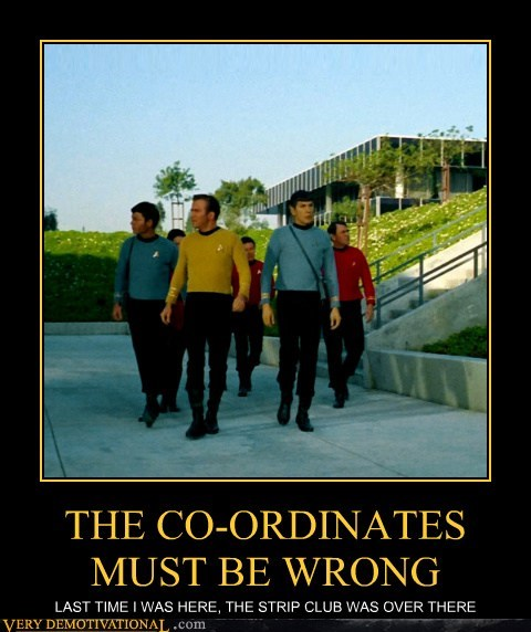 coordinates hilarious Star Trek strip club - 6057908480