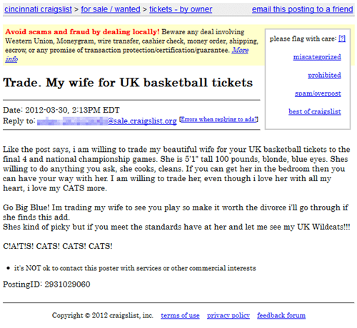 basketball,kentucky,trading your wife,wife swap